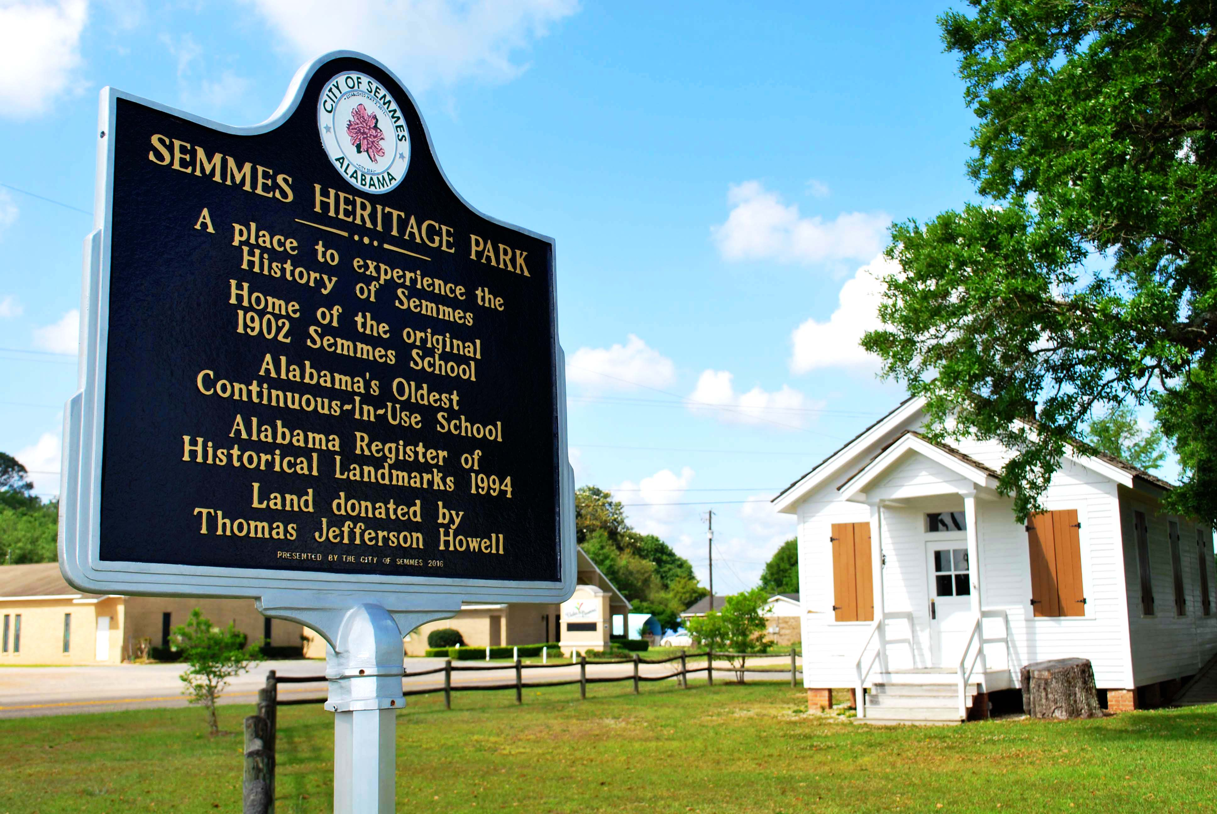 Heritage park city of semmes alabama - The garden place at heritage park ...