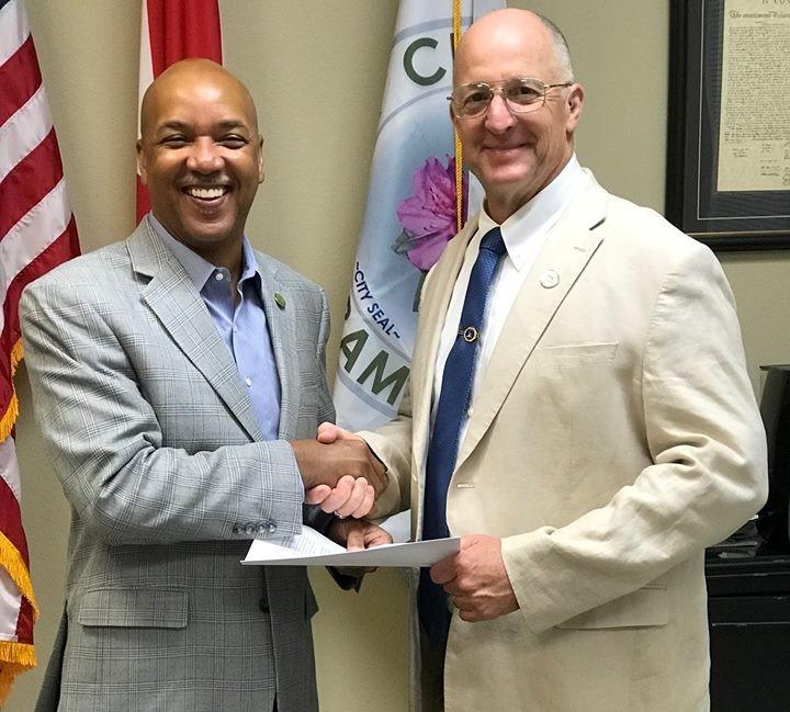Semmes Alabama: Bishop State Community College